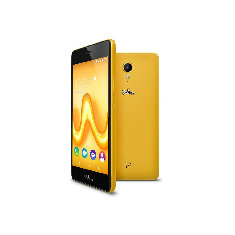 WIKO TOMMY 5\'\' 4G TIM Yellow