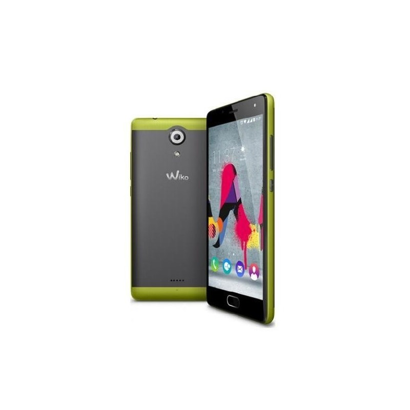 WIKO UFEEL LITE 5\'\' 4G 6.0 Marshmallow 8MP DualSim Lime