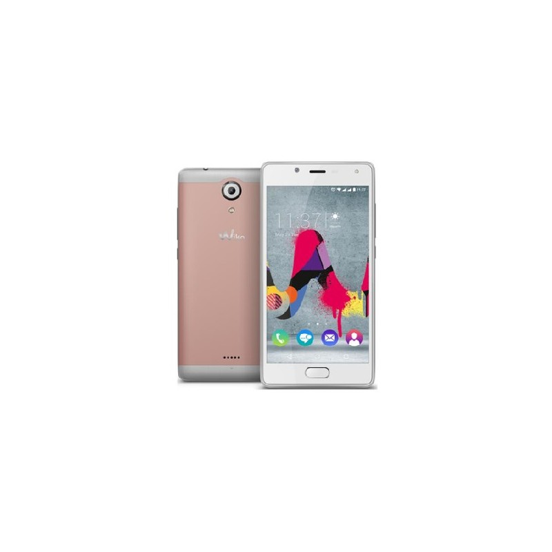 WIKO UFEEL LITE 5\'\' 4G 6.0 Marshmallow 8MP DualSim Rose Gold
