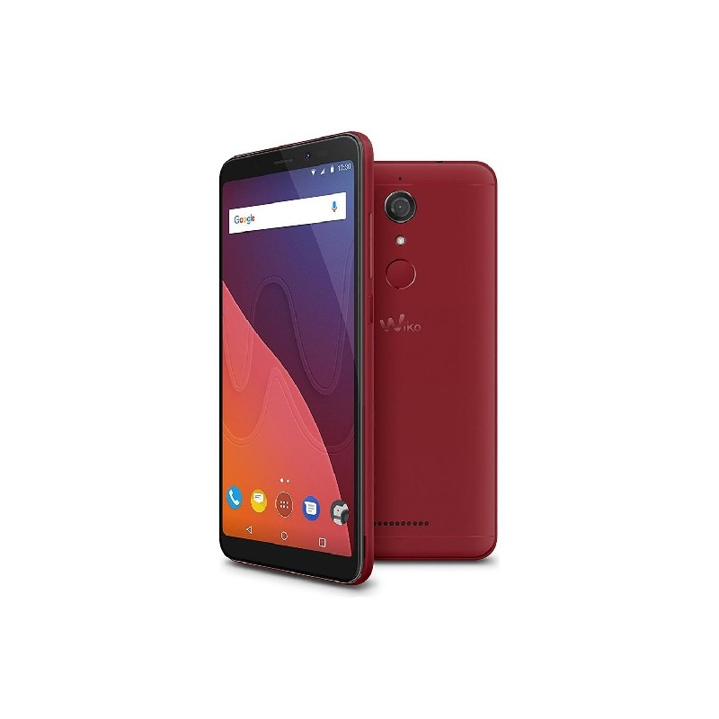 WIKO VIEW 4G ITALIA DualSim Cherry Red