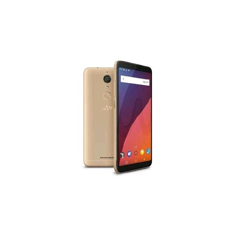 WIKO VIEW 5.7\'\' HD 13MP RAM 3GB Snapdragon ITALIA DualSim Gold