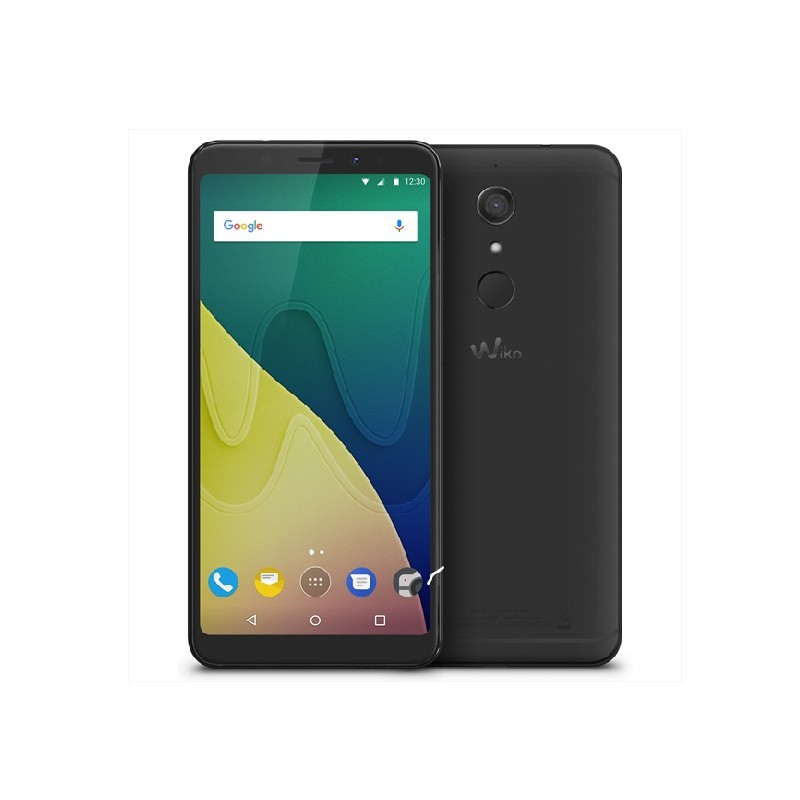 WIKO VIEW XL 6\'\' HD 13MP RAM 4GB Android 7.1 ITALIA DualSim Black
