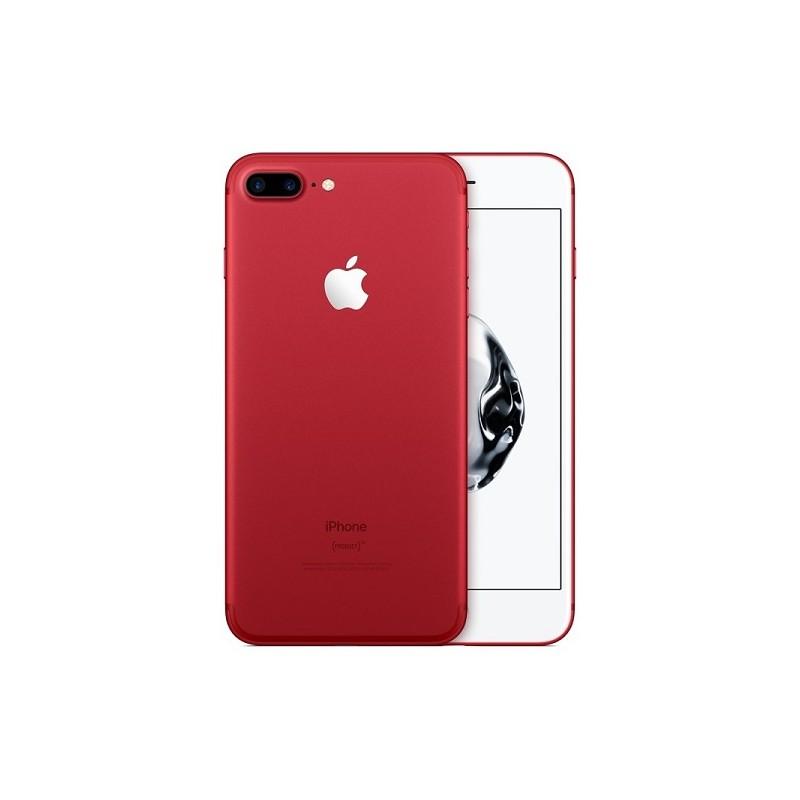 APPLE IPHONE 7 PLUS 128GB Red Ricondizionato Grado AB Solo Telefono