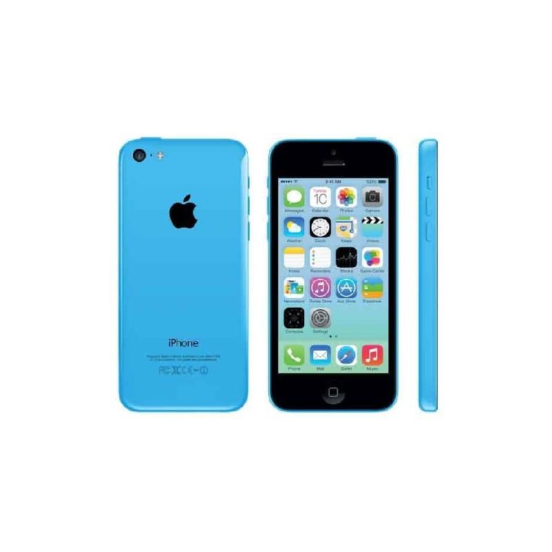 APPLE IPHONE 5C 16GB Blue Ricondizionato Grado A+ Solo Telefono