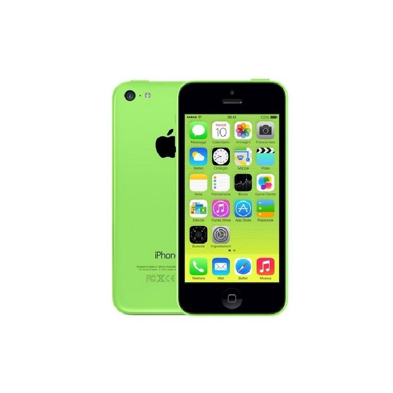 APPLE IPHONE 5C 16GB Green Ricondizionato Classe A+ Con Scatola