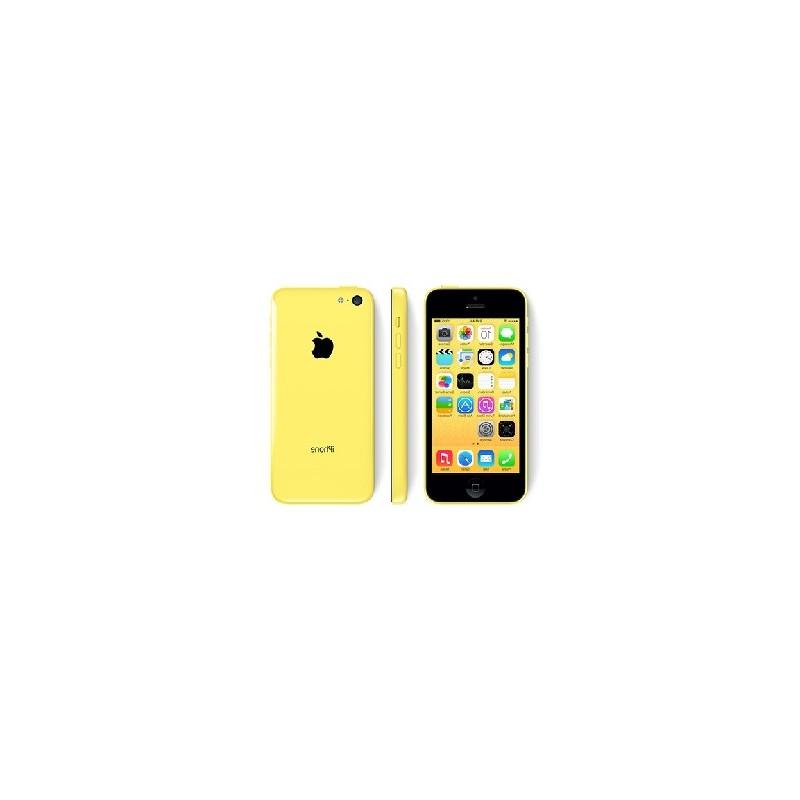 APPLE IPHONE 5C 16GB Yellow Ricondizionato Grado A+ Solo Telefono