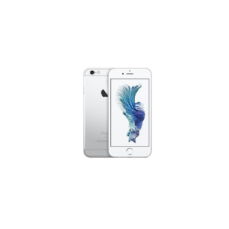 APPLE IPHONE 6S 128GB Silver Ricondizionato Grado AB Solo Telefono