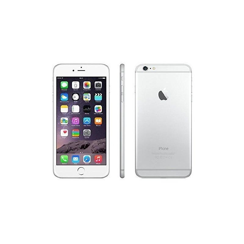 APPLE IPHONE 6S PLUS 64GB Silver Ricondizionato Grado AB Con Scatola