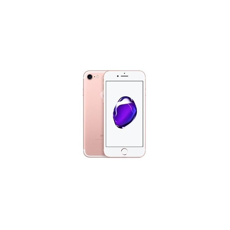 APPLE IPHONE 7 128GB RoseGold Ricondizionato Grado AB Solo Telefono