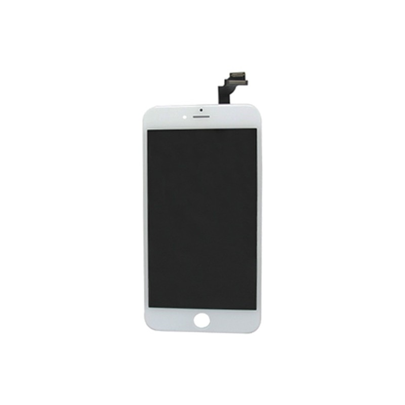 APPLE DISPLAY IPHONE 6+ Plus White con touch+frame