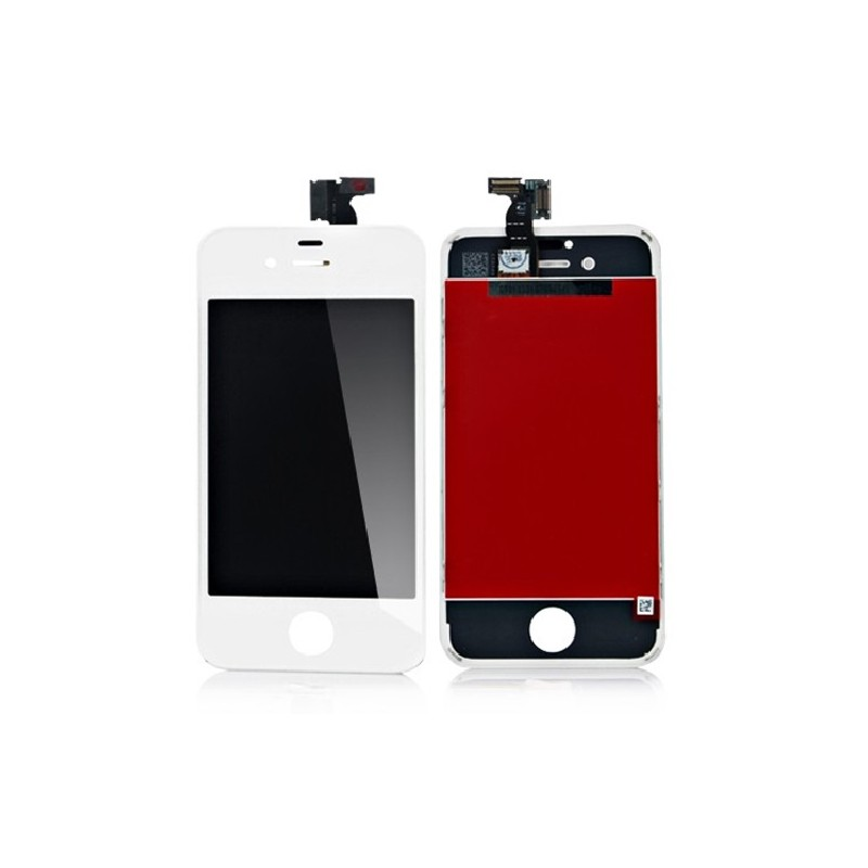 APPLE DISPLAY IPHONE 4 White completo di touch+frame