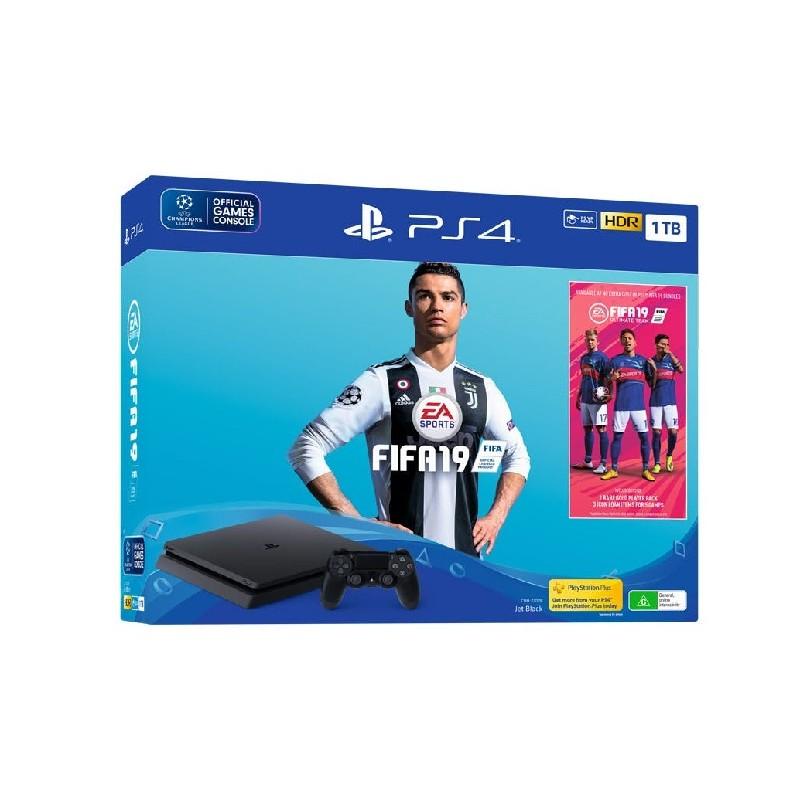 SONY PlayStation 4 1TB + FIFA19 + Codice Promo Fifa