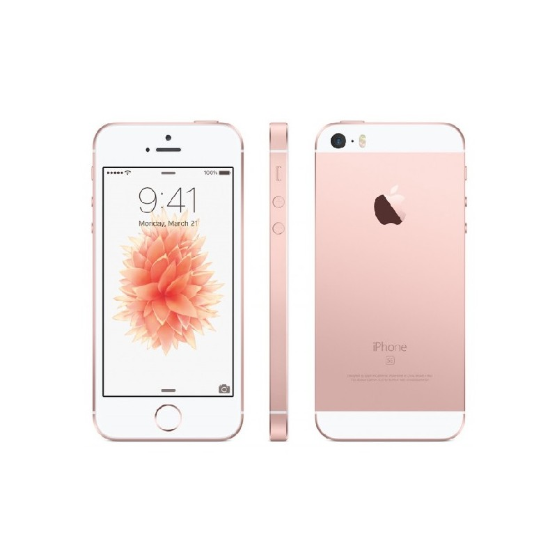 APPLE IPHONE SE 64GB EU Rose Gold